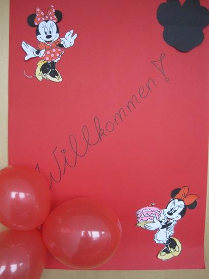 украшение детской комнаты на день рождения