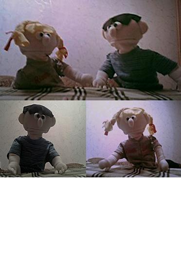куклы дя кукольного театра