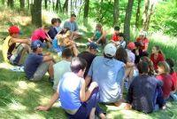 летний христианский лагерь