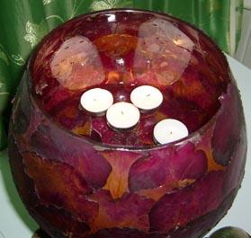Рукоделие Подсвечники свечи