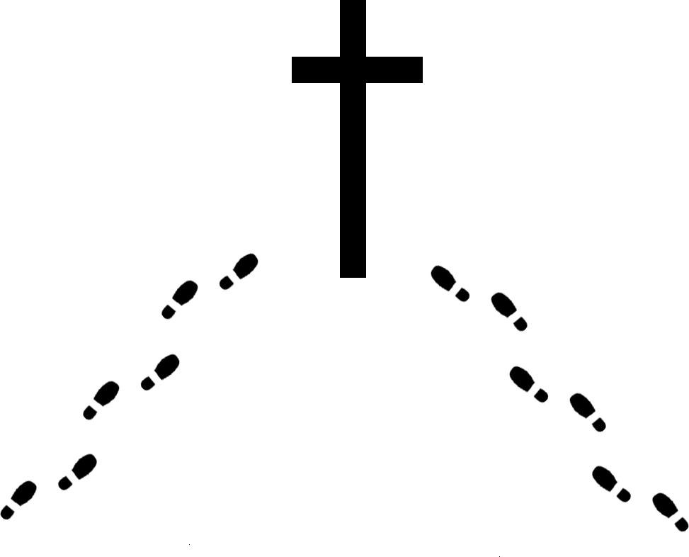 поделка для детей Крест