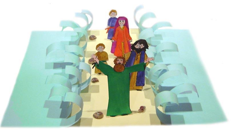 из египта картинки исход детей евреев для
