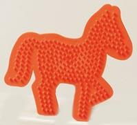 лошадь - форма для мозаики